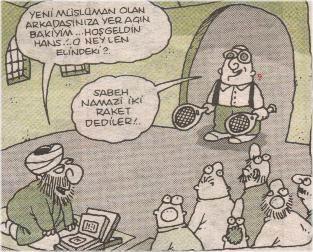 1+ 4  - Karikat�rler .. :)