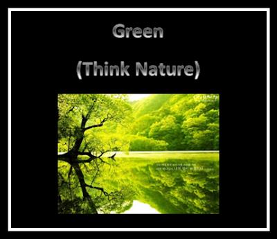 Creative Printing of Bay County - Panama City, Florida - How Color Makes You Feel - Green