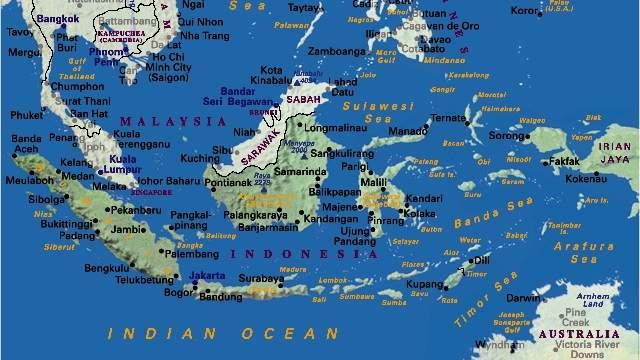 letak geografis adalah letak suatu wilayah sesuai dengan kondisi ...