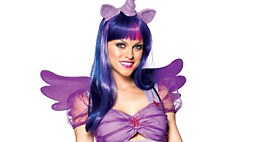 Twilight Sparkle and Rainbow Dash Adult Costumes appear at Party City - MLP Merch