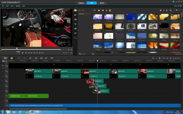 Corel VideoStudio Pro X7 Screenshot by http://jembersantri.blogspot.com