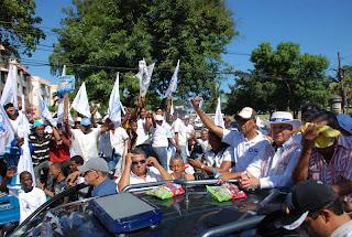 Mejía denuncia ola de represión contra el PRD
