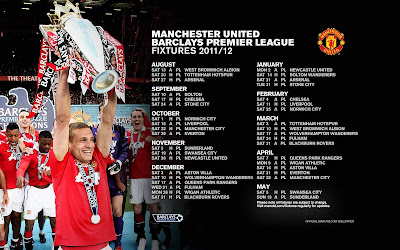 jadual perlawanan pasukan manchester united musim 2011/2012,wallpaper pasukan manchester united 2011/2012,manchester united fixtures list wallpaper,pemain baru manchester united 2011/2012, phil jones,de gea,ashley young manchester united player 2011/2012,jadual lengkap perlawanan epl musim 2011/2012,siaran langsung live streaming perlawanan manchester united 2011/2012
