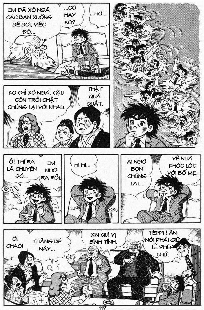 Siêu quậy Teppi chap 55 - Trang 37