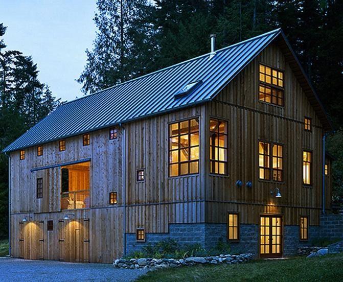 residential barns