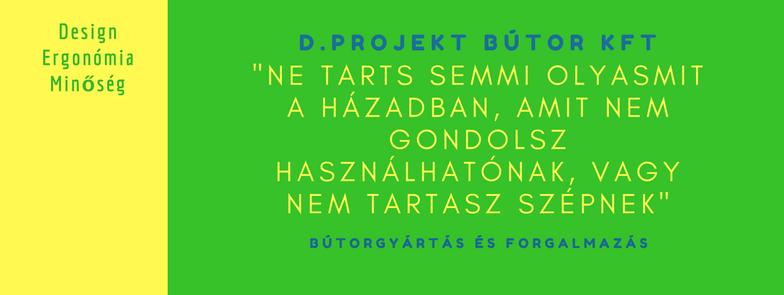 d. Projekt Bútor Kft.