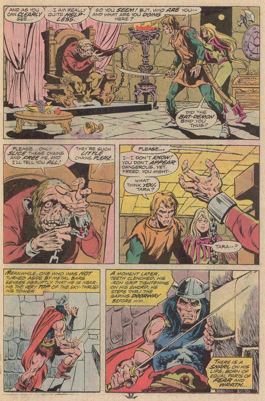 Conan the Barbarian (1970) Issue #56 #68 - English 12