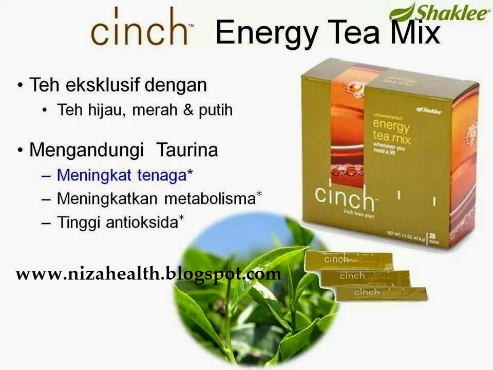 Manfaat Cinch Energy Tea