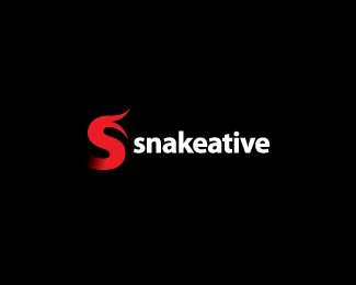Creative Snake Logo Design Inspiration