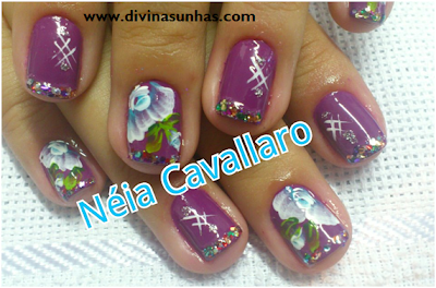 10 FOTOS DE UNHAS DECORADAS COM NEIA CAVALLARO4