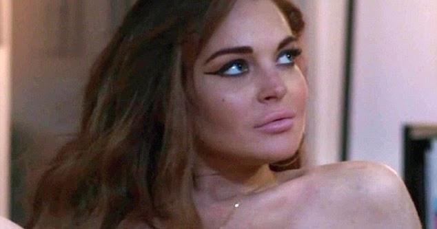movie nude Lindsay lohan