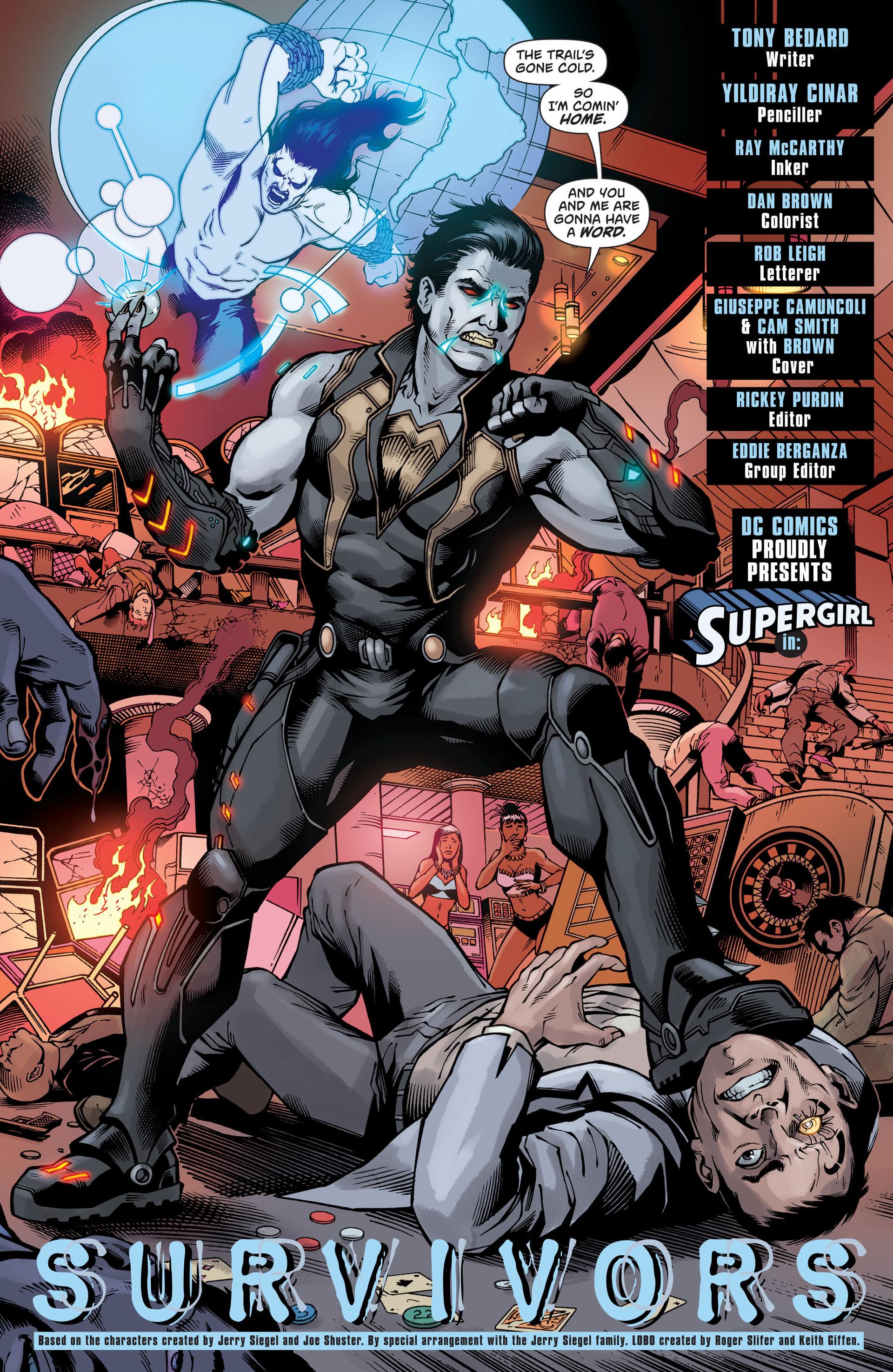 Supergirl (2011) Issue #26 #28 - English 3