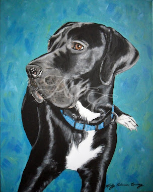 Pet Portraits by Commission