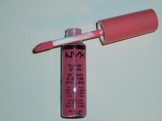 NYX Butter Gloss Vanilla Cream Pie