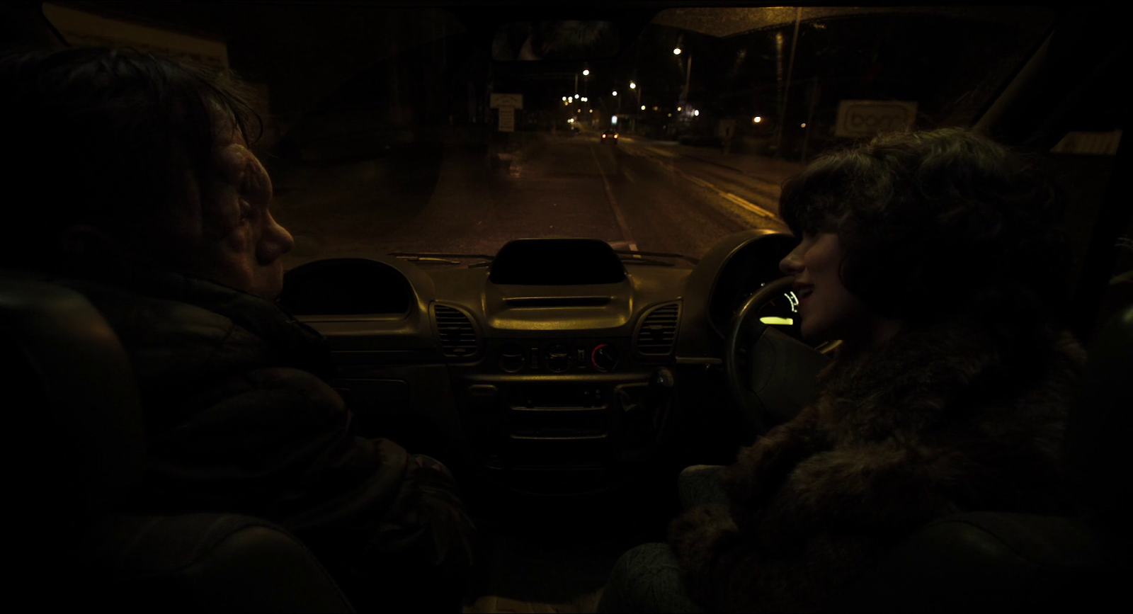 Under the Skin - Scarlett Johansson - Adam Pearson