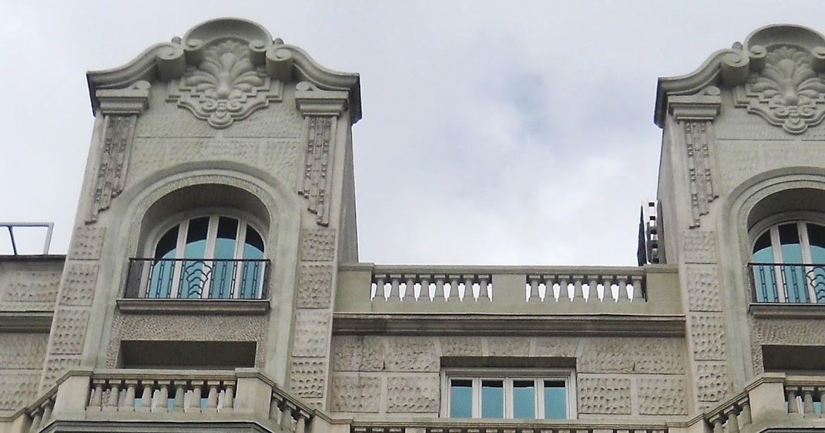 Madrid art dec serrano 37 for Arquitectura franquista