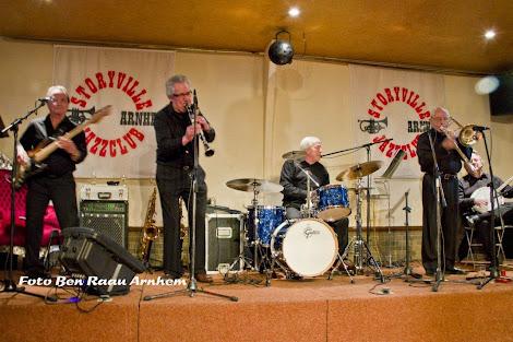 Storyville Jazzclub Arnhem november 2013