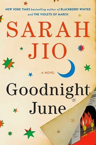 Coming Attraction:  Goodnight June by Sarah Jio