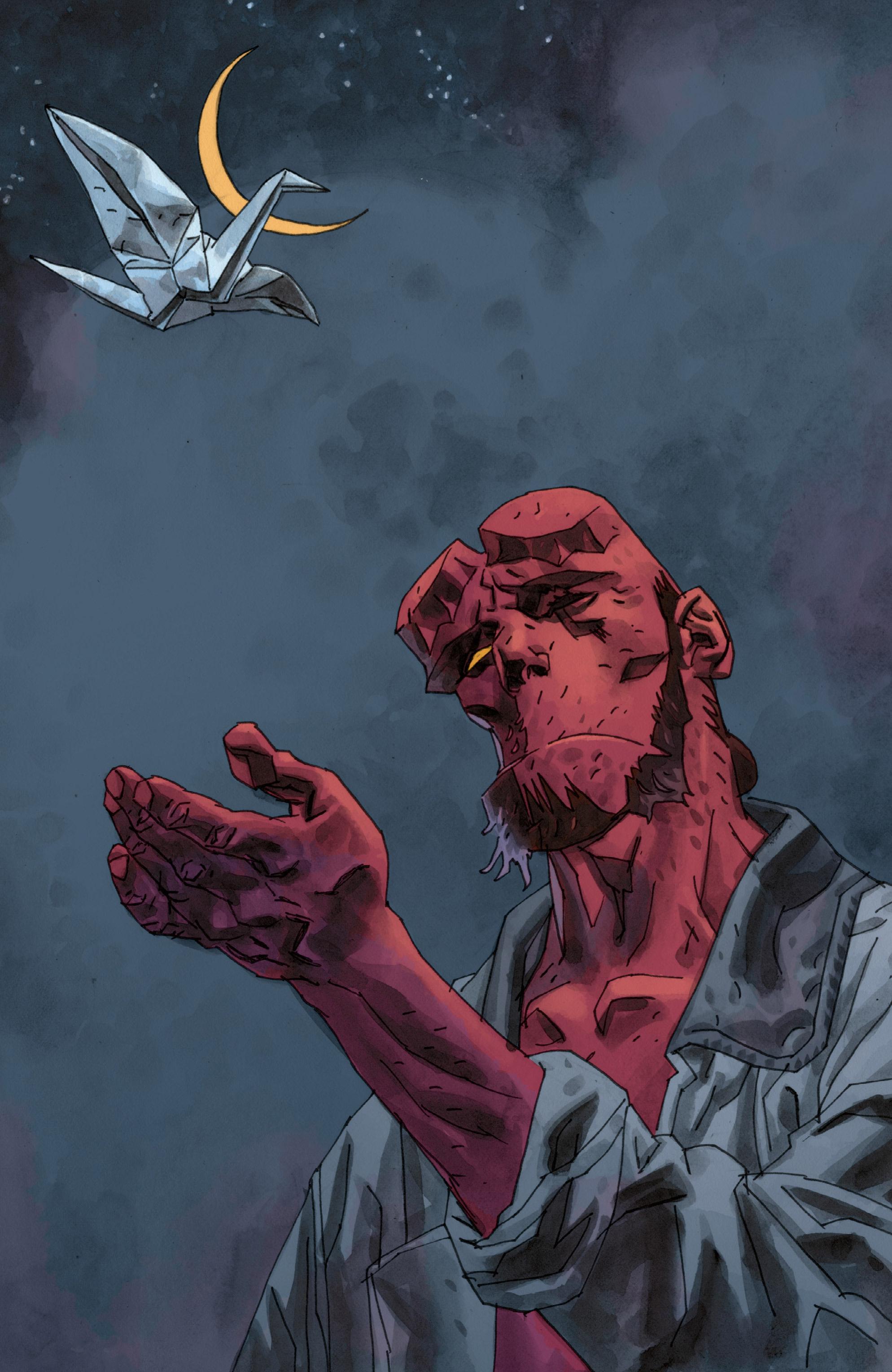 Hellboy chap 12 pic 169