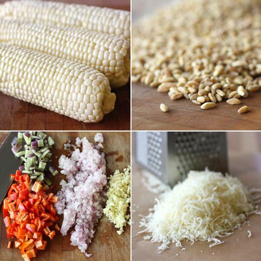 Corn Farrotto