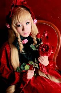 Rozen Maiden Shinku cosplay by Koyuki