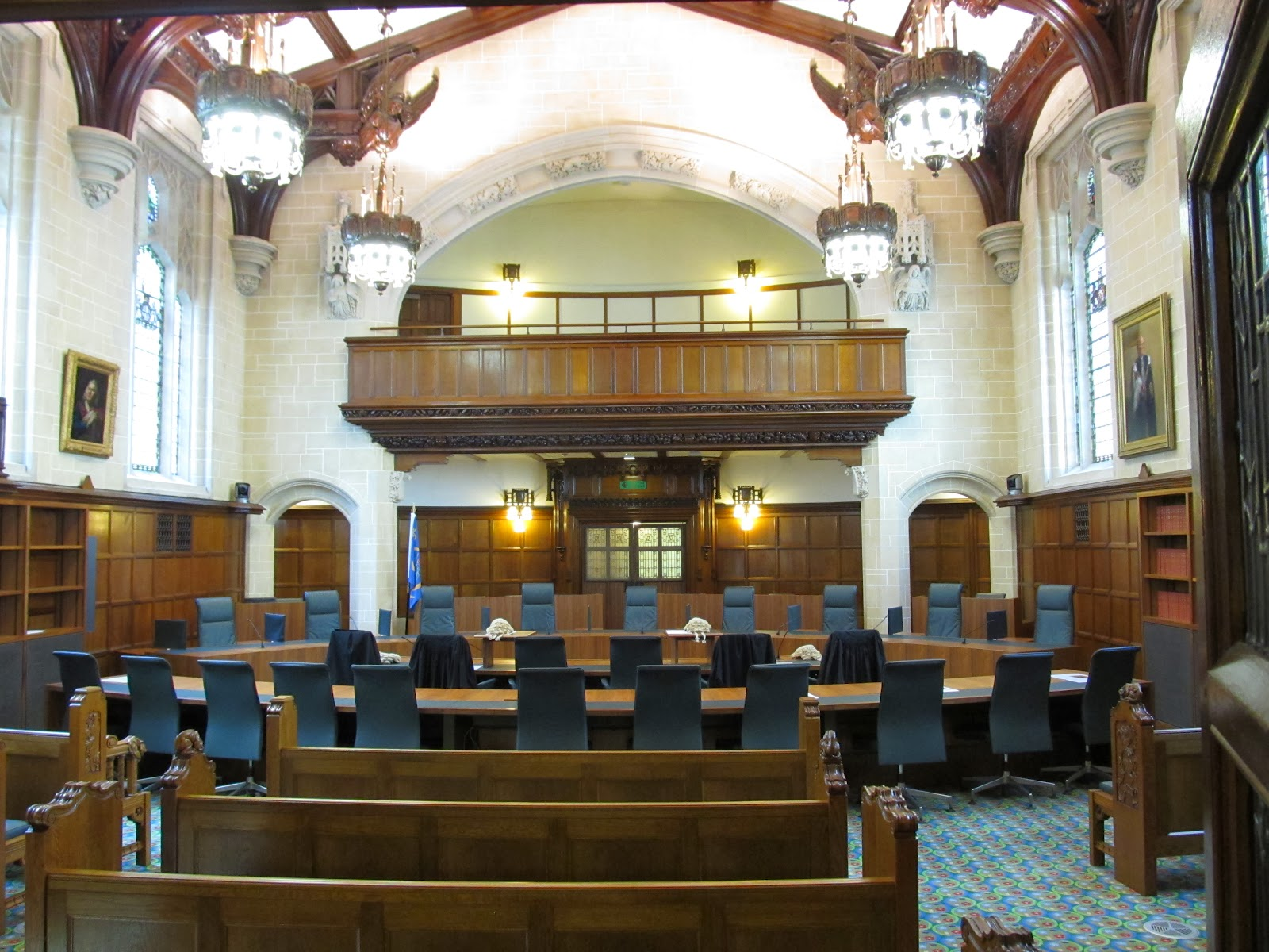 Помещение Верховного суда