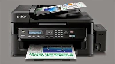 epson l550 printer driver