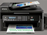 Resetter Epson L550 Printer Free Download