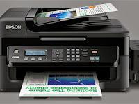 Resetter Epson L550 Printer Free Download