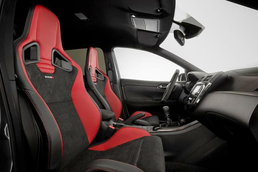 Nissan Pulsar Nismo Concept (2015) Interior