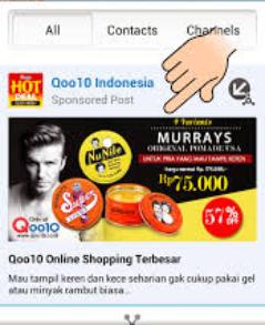 Cara Menghilangkan Iklan di BBM dengan Mudah dan Gratis
