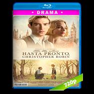 Hasta Pronto Christopher Robin (2017) BRRip 720p Audio Dual Latino-Ingles