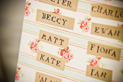 Cath Kidston Wedding Gift List : Simply Bows & Chair Covers: Simply Themed: Cath Kidson Inspiration
