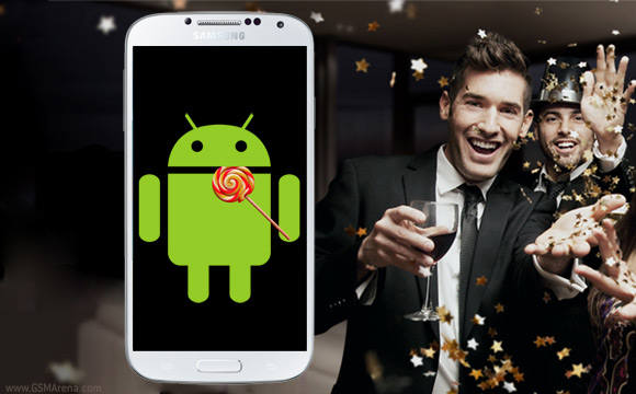 How to flash Samsung Galaxy S4 ROM with Android 5.0?