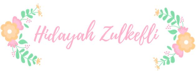 Hidayah Zulkefli