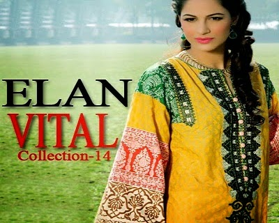 Elan Vital Summer Dresses Day-Wear Collection