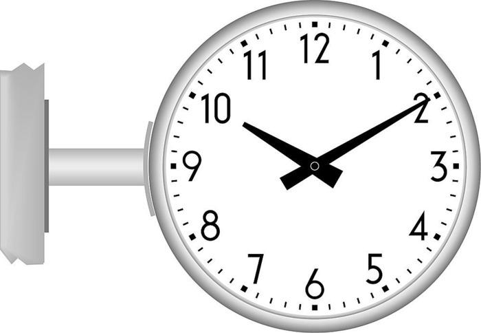 Are analogue clocks opinion