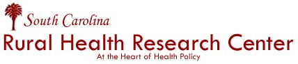 South Carolina Rural Health Research Center
