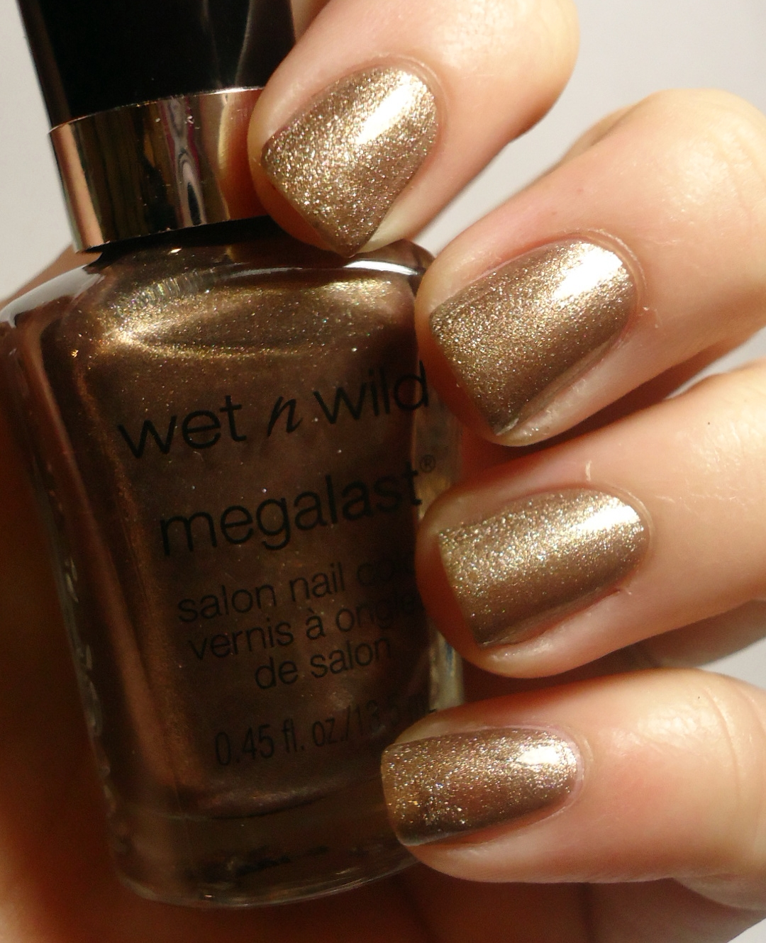 Nail Polish Colors Bronze: BreezyTheNailPolishLover: New Wet N Wild Megalast Polishes