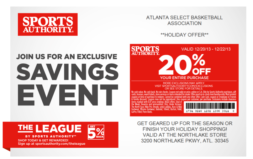 Atlanta discount coupons