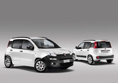 Νέο Fiat Panda Van από 10.400€