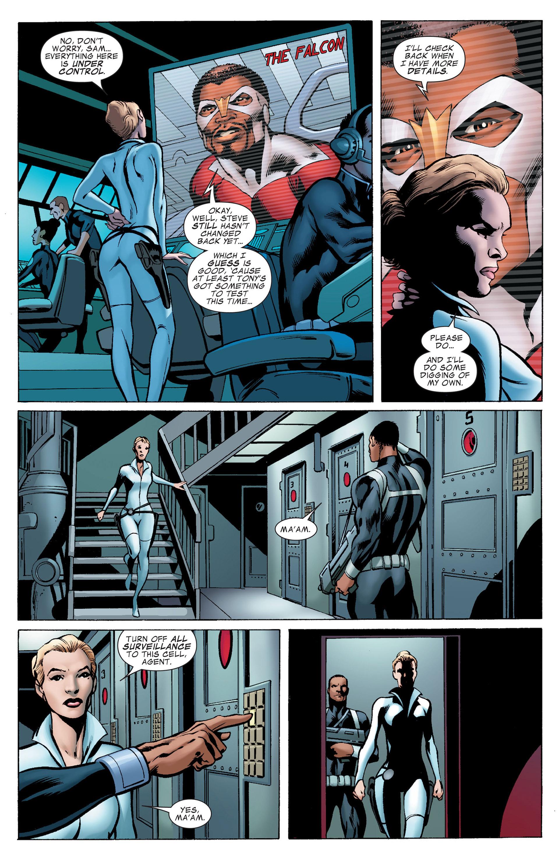 Captain America (2011) Issue #8 #8 - English 15