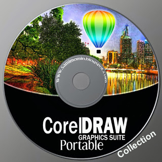 CorelDRAW X Portable Collection 100% Full Working