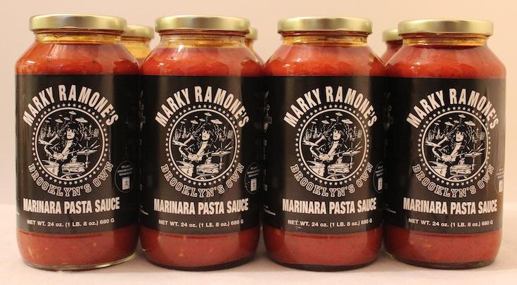 skull of cook marky ramone 39 s marinara sauce