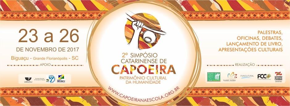 Projeto Educacional Capoeira na Escola