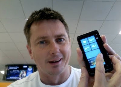 Windows Phone 7 – This Week's Unexpected Joy