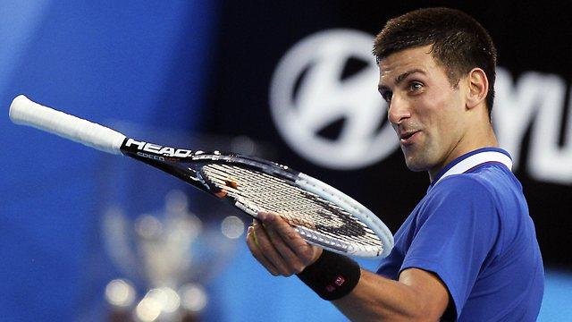 Imagenes de Novak Djokovic