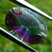 Batu Permata Mystic Quartz - SP819