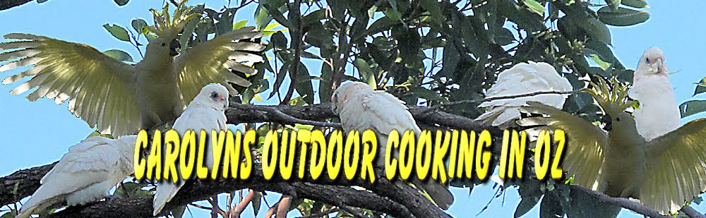 Carolyn™ - Outdoor Cooking In Oz