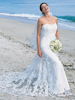 fotos e imagens de Vestidos para Casamento na Praia